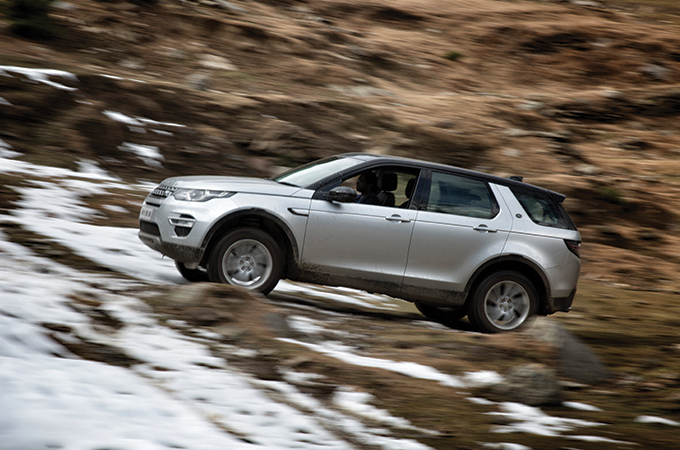Land Rover India - Never Stop Discovering