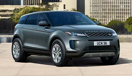 Range Rover Evoque S Model