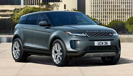 Range Rover Evoque SE Model