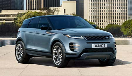 Range Rover Evoque R-Dynamic First Edition