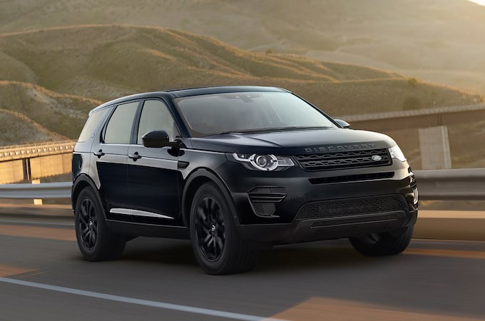 Discovery Sport Black limited