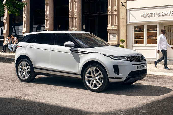 NEW RANGE ROVER EVOQUE FINANCIAL LEASE