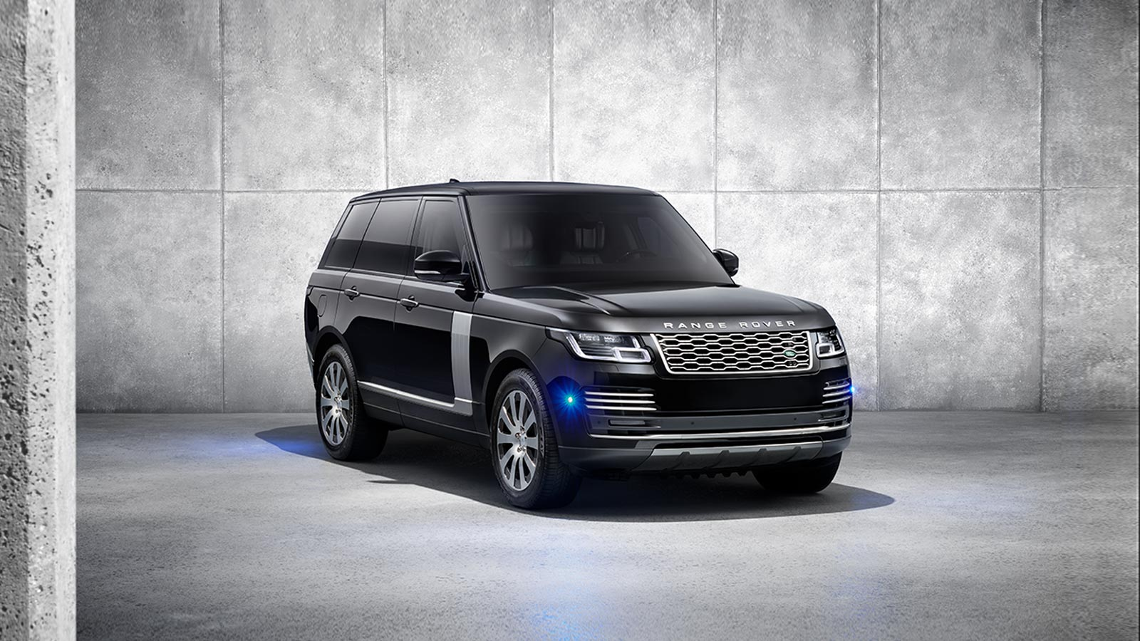 Luxury meets security in the Range Rover Sentinel