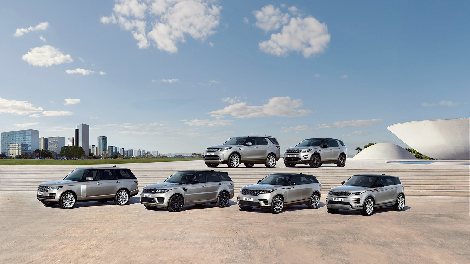 LAND ROVER ABOVE & BEYOND TOUR