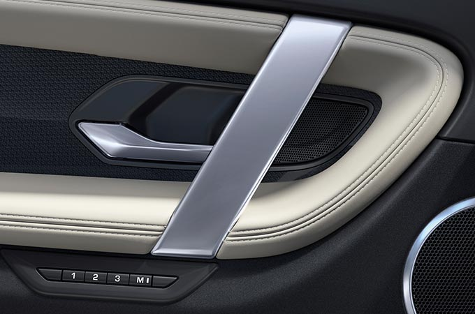 Discovery Sport Interior Trim Finishers.