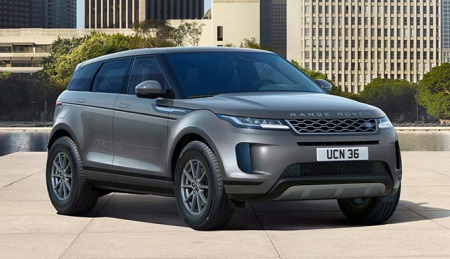 New Range Rover Evoque Model