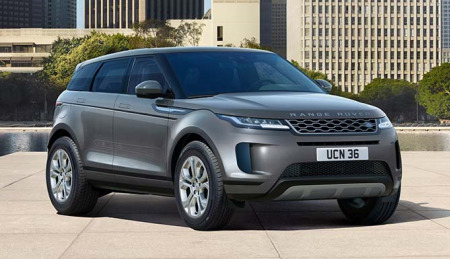 New Range Rover Evoque S Model