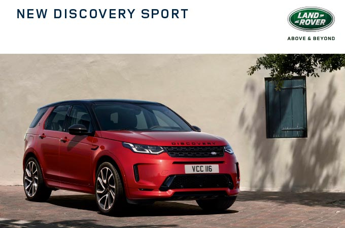 Discovery Sport Brochure.