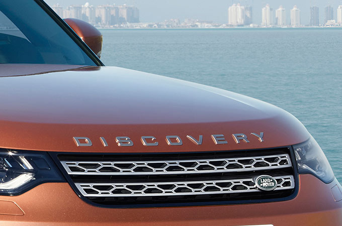 front of discovery.