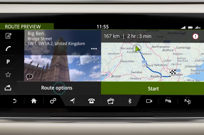 NAVIGATE WITH TOUCH PRO DUO