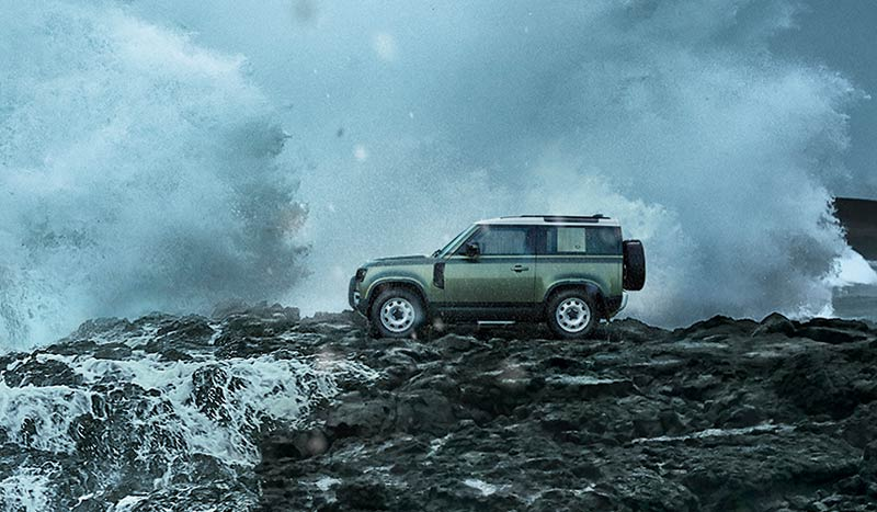 LAND ROVER 'SPECIAL OFFERS'