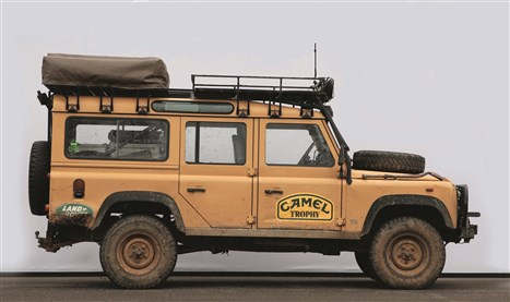 Defender Experience Your 4x4 Off Road Journey Land Rover